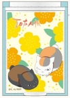 【グッズ-ミラー】夏目友人帳 ミニミラーお花