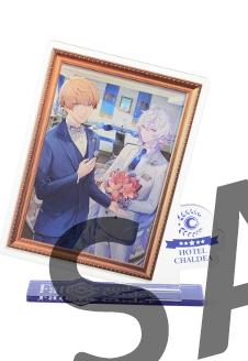 【グッズ-スタンドポップ】Fate/Grand Order HOTEL CHALDEA アクリルスタンド ルーム・キャメロット~ホリデー・イン・アヴァロン~