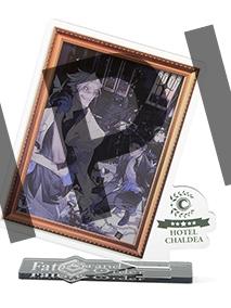 【グッズ-スタンドポップ】Fate/Grand Order HOTEL CHALDEA アクリルスタンド ベーカー街~親愛なるサイドキックへ~