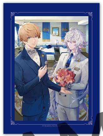 【グッズ-タオル】Fate/Grand Order HOTEL CHALDEA タオル ルーム・キャメロット~ホリデー・イン・アヴァロン~
