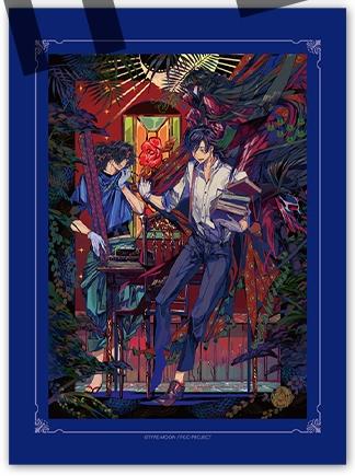 【グッズ-タオル】Fate/Grand Order HOTEL CHALDEA タオル 坂本探偵事務所~お竜さんもいるぞ~