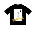 【グッズ-Tシャツ】約束のネバーランドTシャツ Flower Lsizeの画像