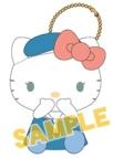 【グッズ-マスコット】ユーリ!!! on ICE ×サンリオ サマーむにゅぐるみBC キティ