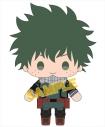 【グッズ-ぬいぐるみ】僕のヒーローアカデミア むにゅぐるみS 緑谷出久(戦闘服)の画像