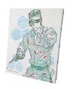 【グッズ-ボード】はたらく細胞 Ani-Art アートパネル 白血球の画像
