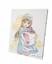 【グッズ-ボード】はたらく細胞 Ani-Art アートパネル 血小板の画像
