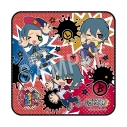 【グッズ-タオル】ヒプマイ サンリオリミックス ミニタオル Buster Bros!!!の画像