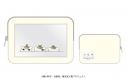 【グッズ-ポーチ】劇場版 夏目友人帳 ~うつせみに結ぶ~ 窓付きポーチの画像