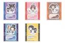 【グッズ-スタンドポップ】文豪ストレイドッグス×サンリオキャラクターズ ふぉーちゅん☆アクリルスタンド ポートマフィアVer.2の画像