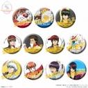 【グッズ-バッチ】銀魂×Sanrio characters トレーディング缶バッジ~メイキングイラスト~の画像