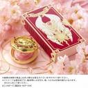 【グッズ-化粧雑貨】カードキャプターさくら 魔法陣パウダーチークの画像
