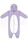 【コスプレ-コスプレアクセサリー】うたの☆プリンスさまっ♪ ペンギンの着ぐるみパジャマ
