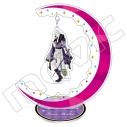 【グッズ-スタンドポップ】魔界王子と魅惑のナイトメア アクリルオーナメント/フェン・モデアの画像