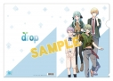 【グッズ-クリアファイル】オンエア! クリアファイル/dropの画像