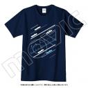 【グッズ-Tシャツ】劇場版「フリクリ プログレ」 TシャツB/XLサイズの画像