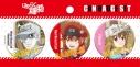 【グッズ-バッチ】はたらく細胞 缶バッジセット/ニュータイプ 赤血球&白血球&血小板の画像