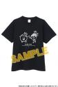 【コスプレ-コスプレアクセサリー】アイドリッシュセブン 環と壮五の王様プリンイラストTシャツの画像