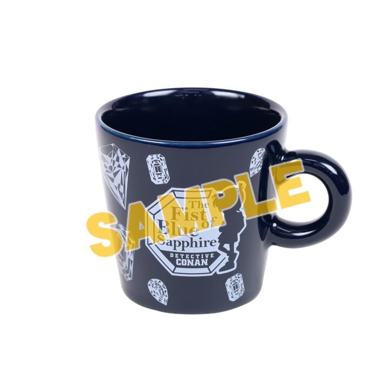 【グッズ-マグカップ】名探偵コナン 紺青の拳 マグカップ