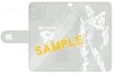 【グッズ-カバーホルダー】SSSS.GRIDMAN 手帳型スマートフォンケースの画像