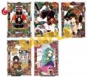 【グッズ-ポストカード】鬼灯の冷徹 ポストカードセット/Cの画像