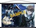 【グッズ-タペストリー】Fate/stay night Heaven's Feel B3タペストリー/士郎&セイバーの画像