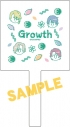 【グッズ-ミラー】ALIVE ミラー/Growth 80's風シリーズの画像