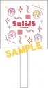 【グッズ-ミラー】SQ ミラー/SolidS 80's風シリーズの画像