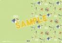 【グッズ-クリアファイル】フルーツバスケット クリアファイル/ゆるパレットの画像