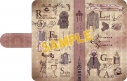 【グッズ-カバーホルダー】ロード・エルメロイⅡ世の事件簿 -魔眼蒐集列車 Grace note- 手帳型スマートフォンケースの画像
