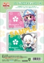 【グッズ-ステッカー】東方Project カードきせかえステッカー/幽々子&妖夢の画像
