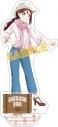 【グッズ-スタンドポップ】ラブライブ!サンシャイン!! アクリルスタンド/桜内梨子 西部風の画像
