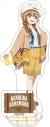 【グッズ-スタンドポップ】ラブライブ!サンシャイン!! アクリルスタンド/国木田花丸 西部風の画像