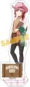 【グッズ-スタンドポップ】ラブライブ!サンシャイン!! アクリルスタンド/黒澤ルビィ 西部風の画像