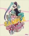 【グッズ-ボード】初音ミクシリーズ キャンバスボード/ミク Birthdayの画像