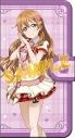 【グッズ-カバーホルダー】ラブライブ!虹ヶ咲学園スクールアイドル同好会 手帳型スマートフォンケース/近江彼方 スクスタの画像