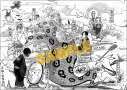 【グッズ-クリアファイル】鬼灯の冷徹 クリアファイル/3巻の画像