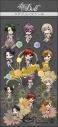 【グッズ-シール】華Doll* クリアスケジュールシールの画像