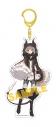 【グッズ-キーホルダー】アイ★チュウ EtoileStage ビッグアクリルキーホルダー/山野辺澪の画像