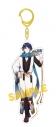 【グッズ-キーホルダー】アイ★チュウ EtoileStage ビッグアクリルキーホルダー/杜若葵の画像