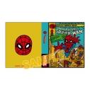 【グッズ-メモ帳】マーベル・コミック MARVEL COMIC STYLE MEMO BOOK/スパイダーマンの画像