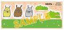 【グッズ-スタンドポップ】うさぎ帝国 アクリルスタンド/ツキウタ。コラボ ツキウサ。秋セットの画像