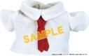 【グッズ-コスプレアクセサリー】くまめいと 白シャツ&赤ネクタイの画像