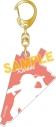 【グッズ-キーホルダー】銀魂 アクリルキーホルダー/神威の画像