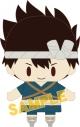 【グッズ-マスコット】Dr.STONE フィンガーマスコット・パペラ/クロムの画像