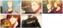 【グッズ-ポストカード】ギヴン ポストカードセット/Vol.4の画像