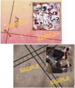 【グッズ-クリアファイル】華Doll* クリアファイルセット/2枚入りの画像