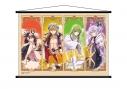 【グッズ-タペストリー】Fate/Grand Order -絶対魔獣戦線バビロニア- タペストリー/ギル&エルキドゥ&マーリン&イシュタルの画像