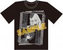 【グッズ-Tシャツ】ガールズ&パンツァー最終章 1回戦突破Tシャツ/Lサイズ 黒森峰女学園の画像