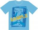 【グッズ-Tシャツ】ガールズ&パンツァー最終章 1回戦突破Tシャツ/Lサイズ 継続高校の画像