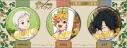 【グッズ-バッチ】約束のネバーランド 缶バッジセット/エマ&ノーマン&レイの画像